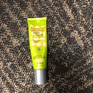 tanning lotions. Botanica honey face facts